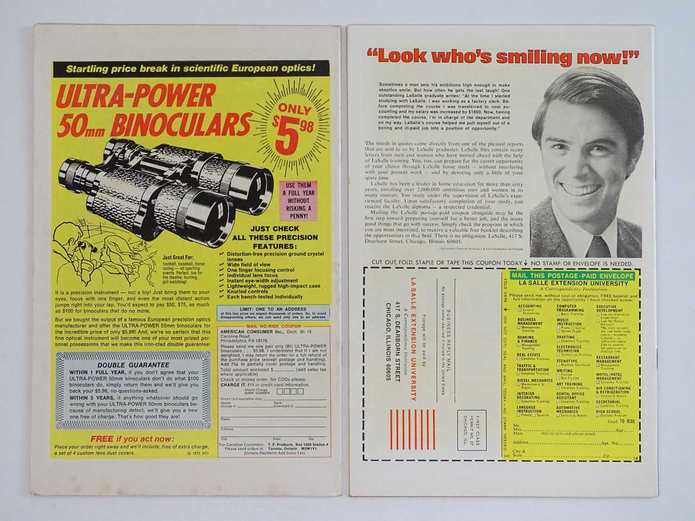 MARVEL PRESENTS: BLOODSTONE #1 & 2 - (2 in Lot) - (1975 - MARVEL - UK Price Variant) - Includes - Image 2 of 2