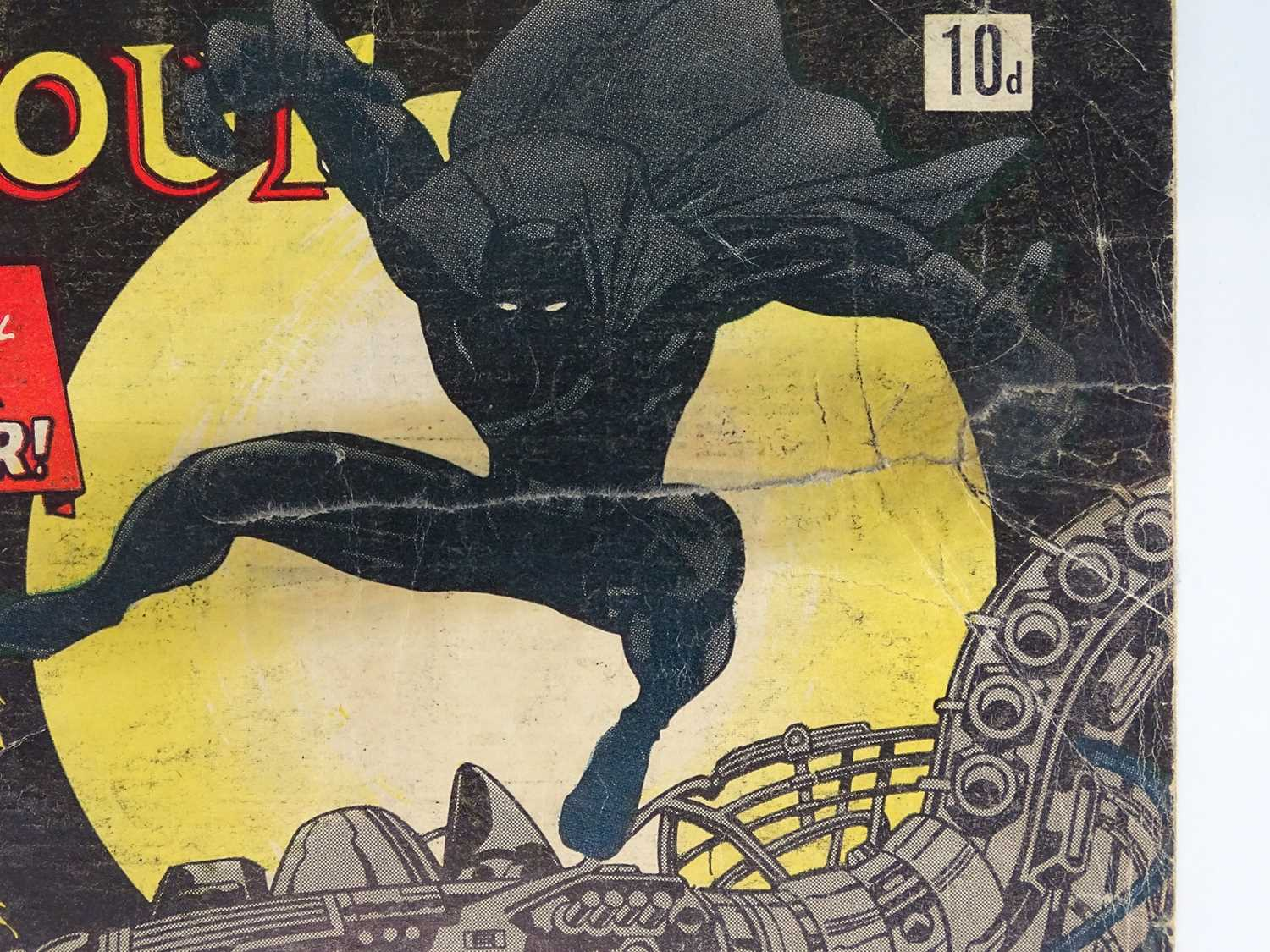 FANTASTIC FOUR #52 (1966 - MARVEL - UK Price Variant) - First appearance of Black Panther (one of - Image 2 of 10