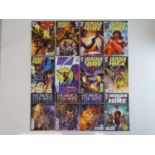 HEROES FOR HIRE #1, 2, 3, 4, 5, 6, 7, 8, 9, 10, 11, 12 - (12 in Lot) - (2011/12 - MARVEL) - Complete