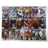 PUNISHER LOT - (20 in Lot) - (MARVEL) - Includes PUNISHER ARMORY # (1992) + PUNISHER ANNUAL #1 (