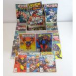 WOLVERINE LOT - (179 in Lot) - (MARVEL) Includes #11 to 189 - NO Issue #85 (1989/2003) Near complete