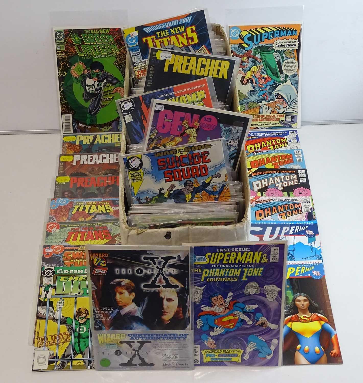EXCALIBUR LUCKY DIP JOB LOT 310+ COMICS - Includes MARVEL, DC, VERTIGO, IMAGE, VALIANT & Others -