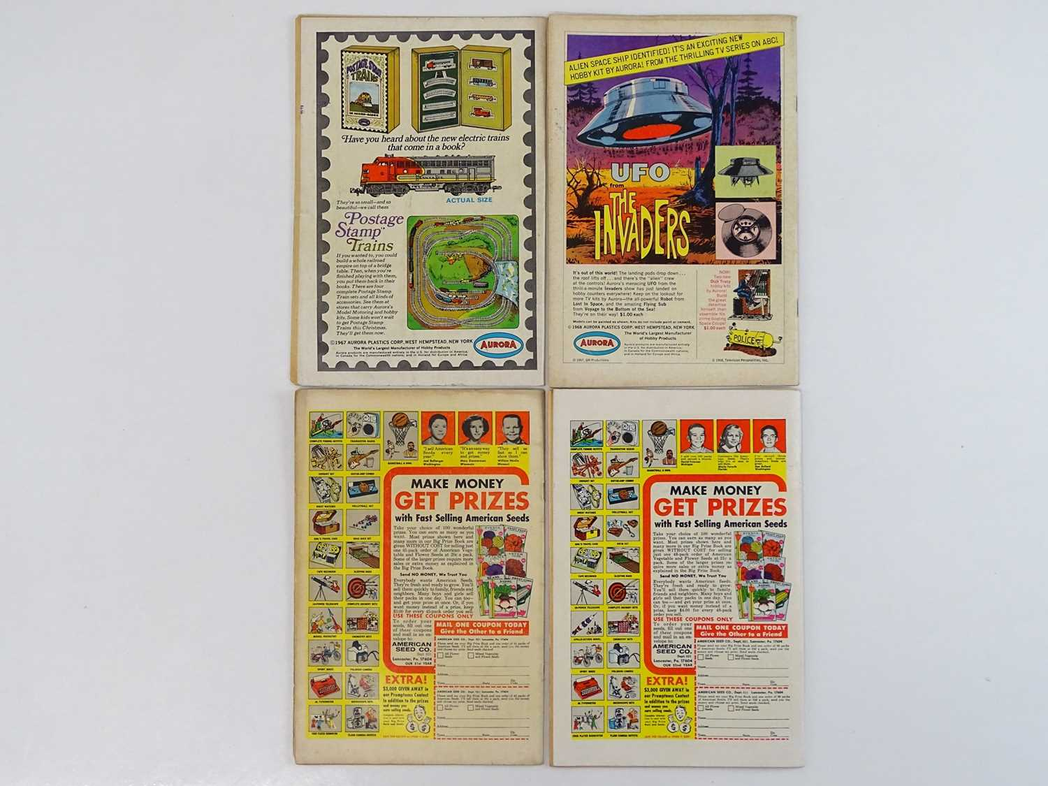 TEEN TITANS #13, 15, 20, 26 - (4 in Lot) - (1968/70 - DC - UK Cover Price) - Includes First - Image 2 of 2