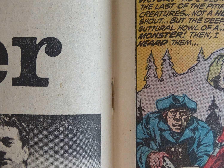 MONSTER OF FRANKENSTEIN #2 - (1973 - MARVEL) First appearance 'Bride of Frankenstein' - Mike Ploog - Image 6 of 9