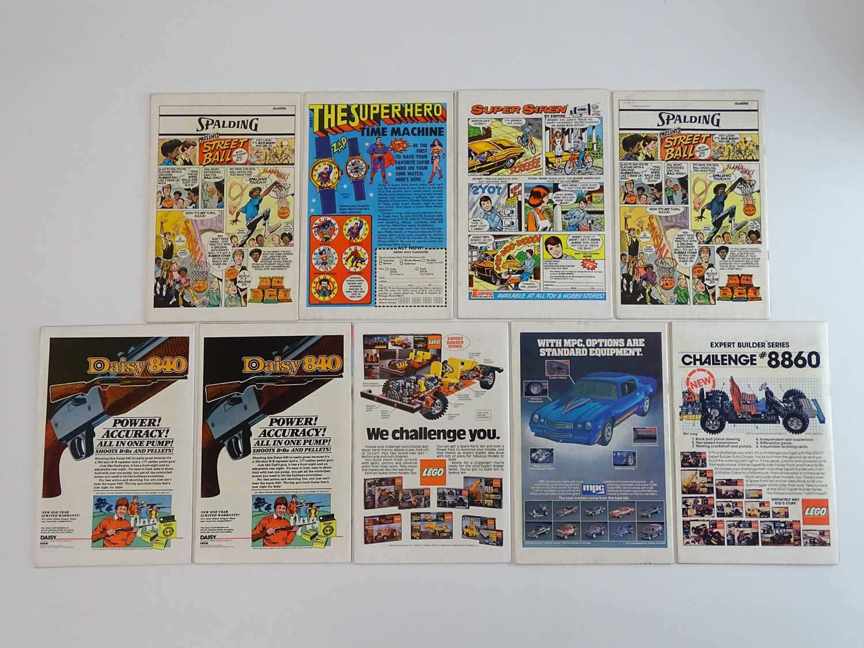 BATMAN #282, 295, 301, 324, 327, 328, 331, 341, 344 - (9 in Lot) - (1976/82 - DC- US Price, UK Cover - Image 2 of 2