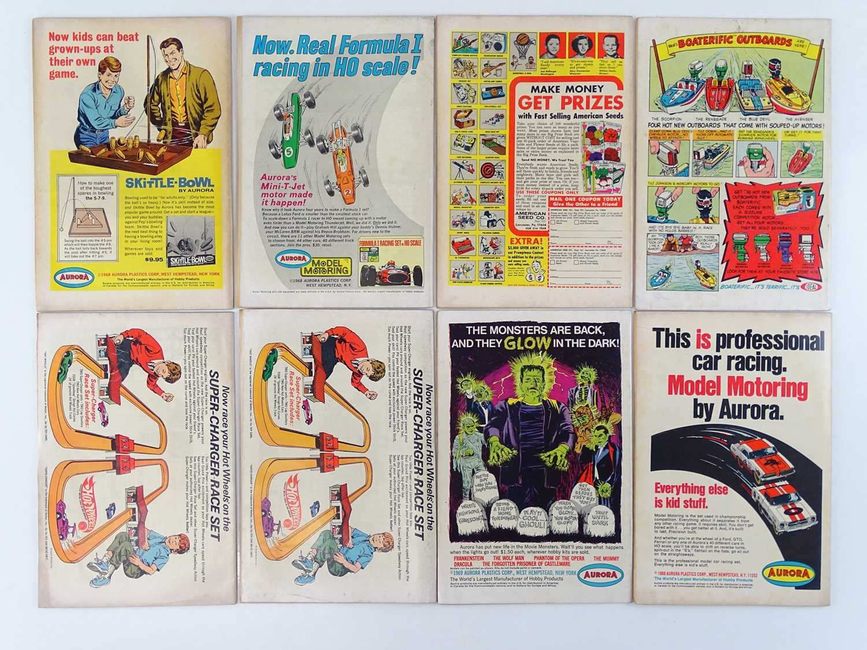 ADVENTURE COMICS: SUPERGIRL, SUPERBOY & THE LEGION OF SUPER-HEROES #376, 377, 378, 382, 383, 384, - Image 2 of 2