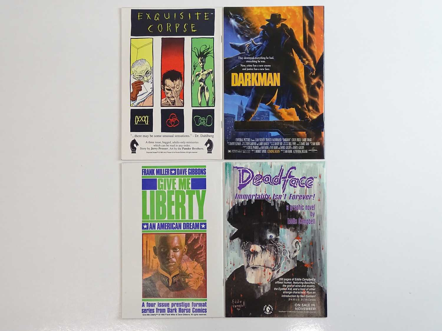 ALIENS: EARTH WAR #1, 2, 3, 4 - (4 in Lot) - (1990 - DARK HORSE) - ALL First Printings - Complete - Image 2 of 2