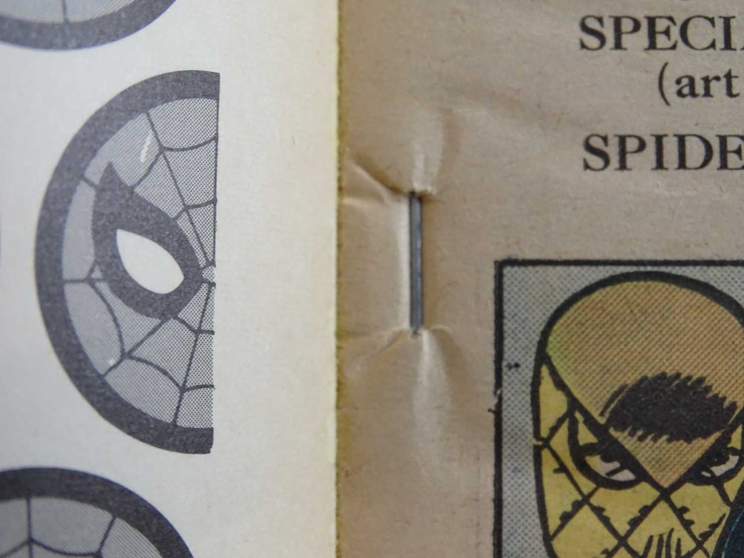 Marvel Treasury Edition #1 Spectacular Spider-Man (Marvel - 1974) Includes Gil Kane and Steve - Image 5 of 8
