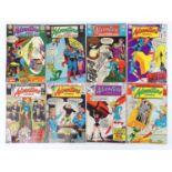 ADVENTURE COMICS: SUPERGIRL, SUPERBOY & THE LEGION OF SUPER-HEROES #376, 377, 378, 382, 383, 384,