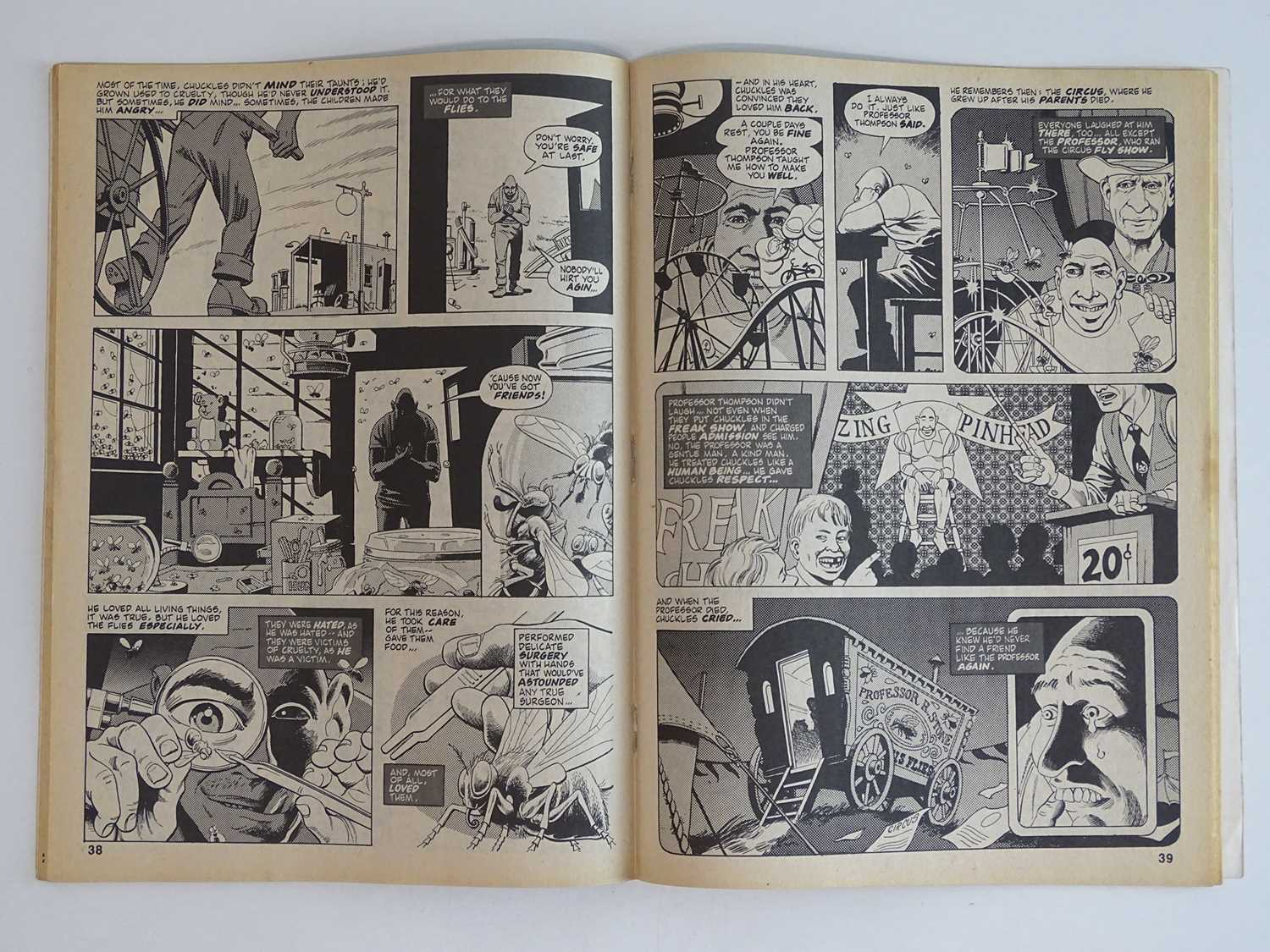 LEGION OF MONSTERS #1 - (1975 - MARVEL) Scarce Magazine Format - Origin and First appearance of - Image 5 of 10