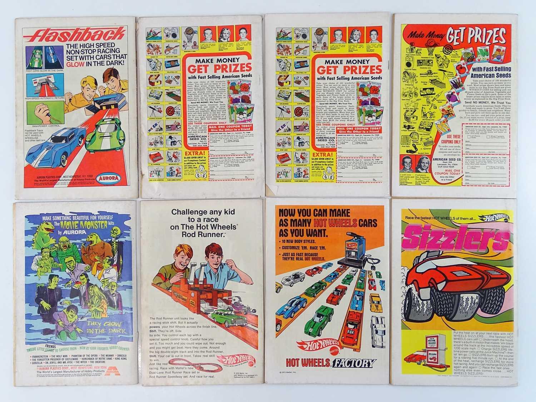 ADVENTURE COMICS: SUPERGIRL, SUPERBOY & THE LEGION OF SUPER-HEROES #388, 390, 391, 392, 393, 394, - Image 2 of 2