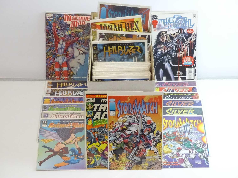 EXCALIBUR LUCKY DIP JOB LOT 180+ COMICS - Includes DC, MARVEL, ABSTRACT, IMAGE, TRIUMPHANT, VERTIGO,