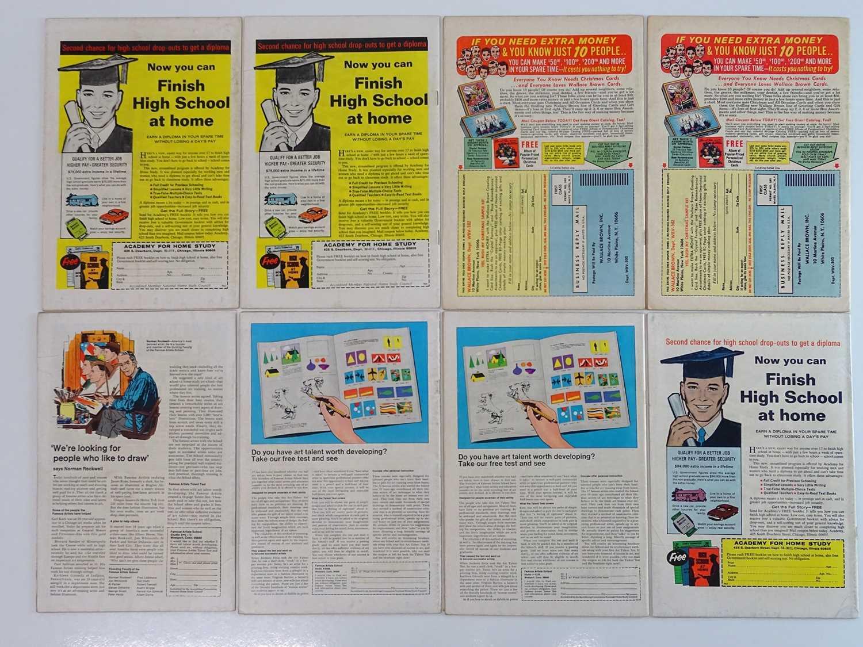 DAREDEVIL #53, 54, 55, 56, 57, 59, 62, 66 - (8 in Lot) - (1969/70 - MARVEL - US Price, UK Price - Image 2 of 2