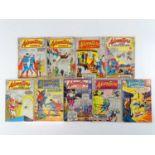 ADVENTURE COMICS: SUPERBOY & LEGION OF SUPER-HEROES #304, 310, 313, 319, 323, 328, 334, 340,