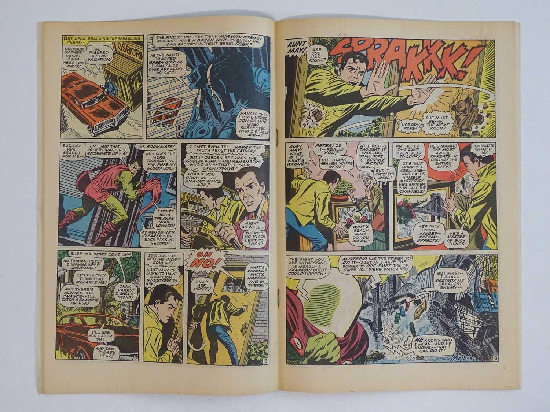 AMAZING SPIDER-MAN #66 (1968 - MARVEL) - Spider-Man battles Mysterio. + Green Goblin cameo - John - Image 5 of 9