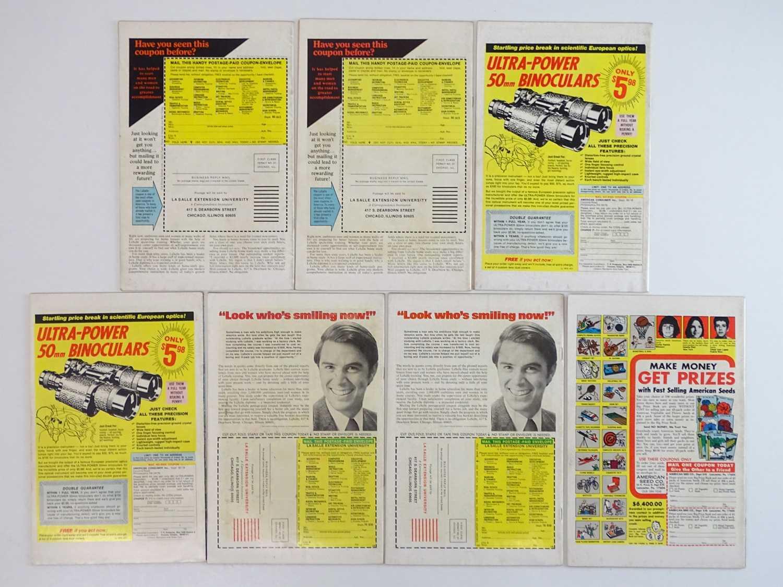 DAREDEVIL #123, 124, 125, 126, 127, 128, 133 - (7 in Lot) - (1975/76 - MARVEL - UK Price - Image 2 of 2