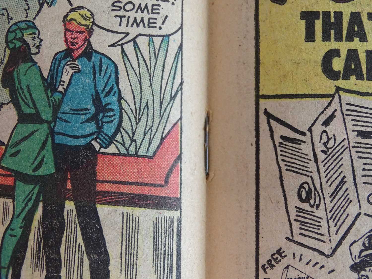 STRANGE TALES: HUMAN TORCH #103 - (1962 - MARVEL - UK Price Variant) First appearance Zemu + Third - Image 6 of 9