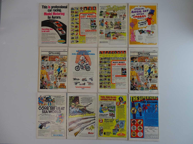 METAL MEN #41, 45, 47, 48, 49, 50, 51, 52, 53, 54, 55, 56 - (12 in Lot) - (1976/78 - DC - US Price & - Image 2 of 2