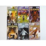 STEPHEN KING: THE TALISMAN #0, 1, 2, 3, 4, 5 - (6 in Lot) - (2009/10 - DEL REY) - ALL First