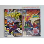 AMAZING SPIDER-MAN ANNUAL #24 & 27 - (1990/93 - MARVEL) - First appearance of Annex + Ant-Man