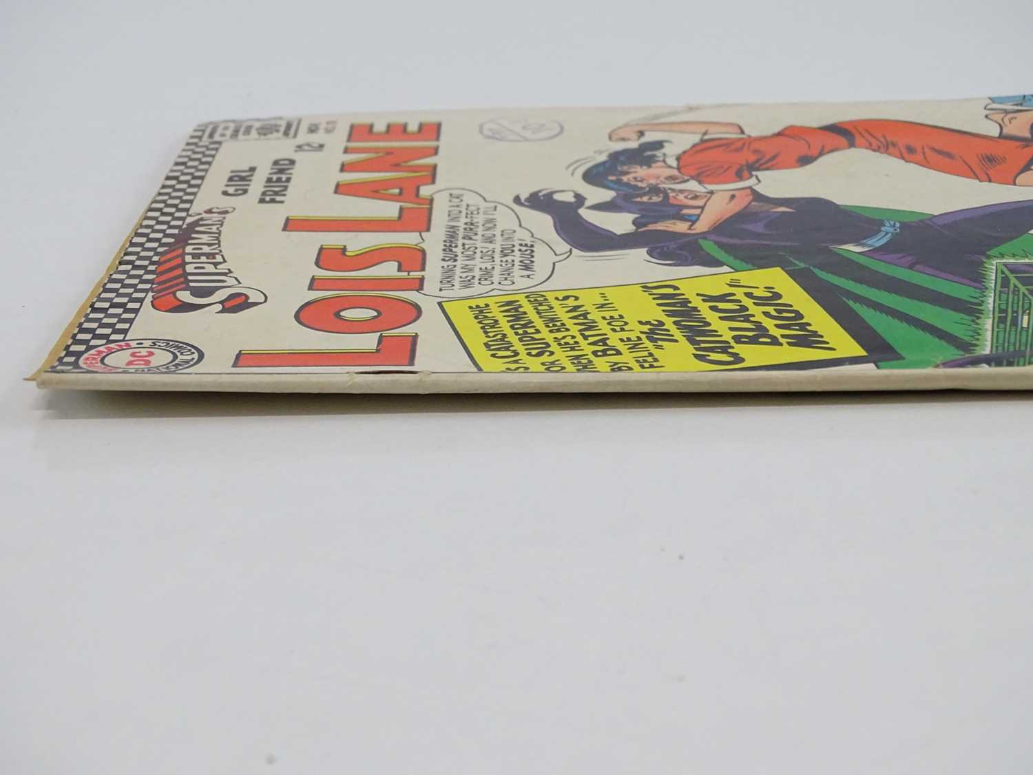 SUPERMAN'S GIRLFRIEND: LOIS LANE #70 - (1966 - DC - UK Cover Price) - KEY Book - First Silver Age - Image 9 of 10