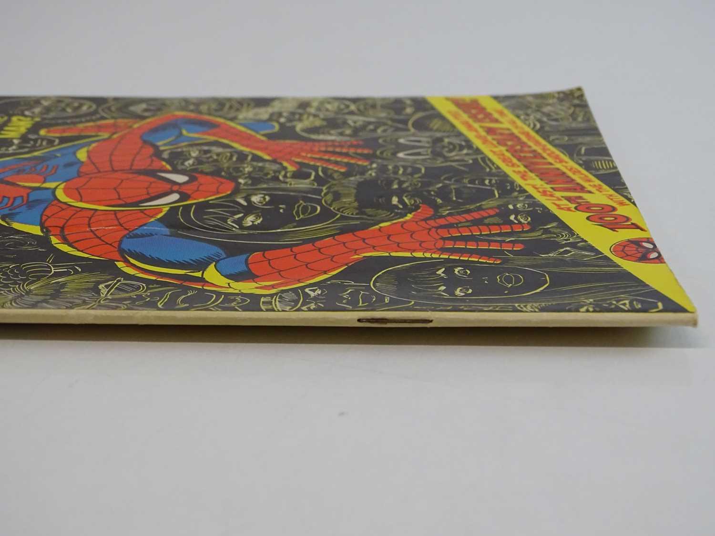 AMAZING SPIDER-MAN #100 (1971 - MARVEL - UK Price Variant) - Green Goblin, Vulture, Lizard, Doctor - Image 9 of 9
