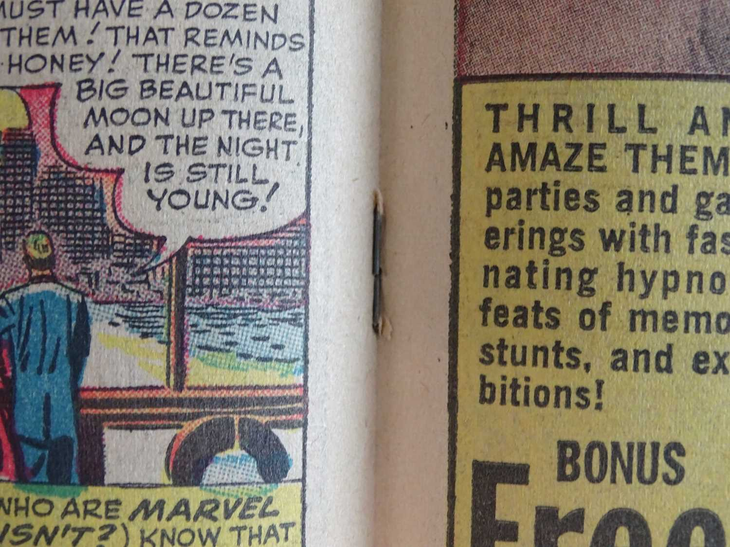 STRANGE TALES: HUMAN TORCH & DR. STRANGE#120 - (1964 - MARVEL) Includes First meeting between - Image 7 of 9