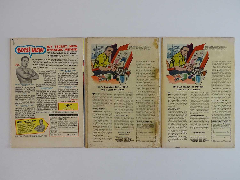 STRANGE TALES: HUMAN TORCH & DR. STRANGE #131, 132, 133 - (3 in Lot) - (1965 - MARVEL - US Price & - Image 2 of 2