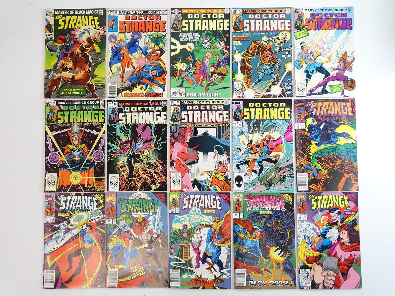 DOCTOR STRANGE LOT - (15 in Lot) - (MARVEL - US Price & UK Price Variant) - Includes DR. STRANGE (