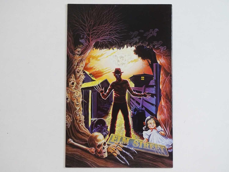 NIGHTMARE ON ELM STREET: THE BEGINNING #1 - (1992 - INNOVATION) - First Printing RARE - Freddy - Image 2 of 9
