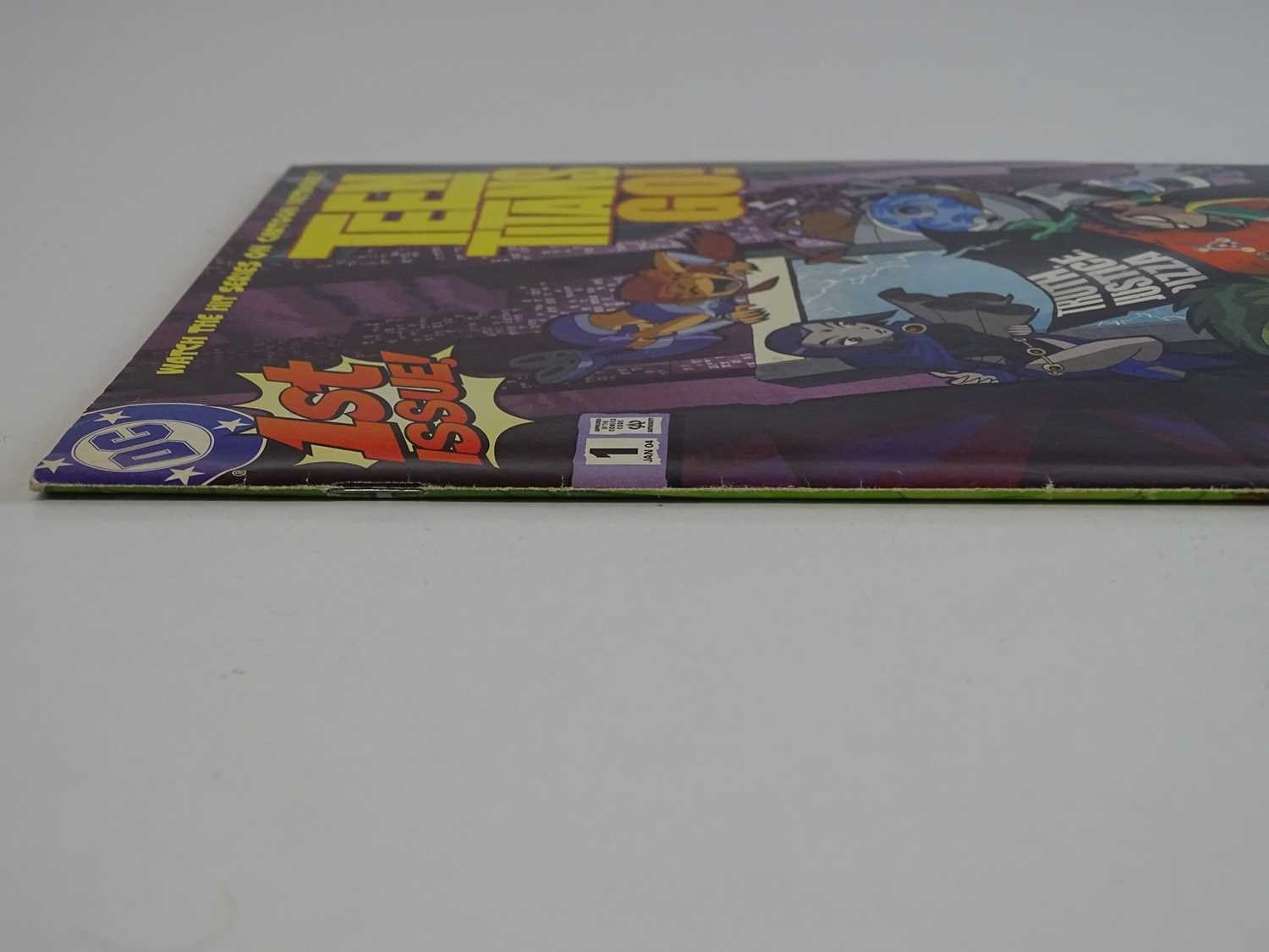 TEEN TITANS GO #1 - (2004 - DC) - First Printing - RARE - Comic book series based on the hit - Image 8 of 9