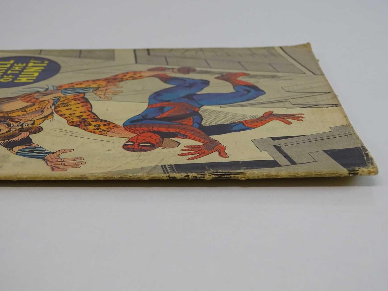 AMAZING SPIDER-MAN #34 - (1966 - MARVEL - UK Price Variant) - Fourth appearance of Kraven the Hunter - Image 9 of 9
