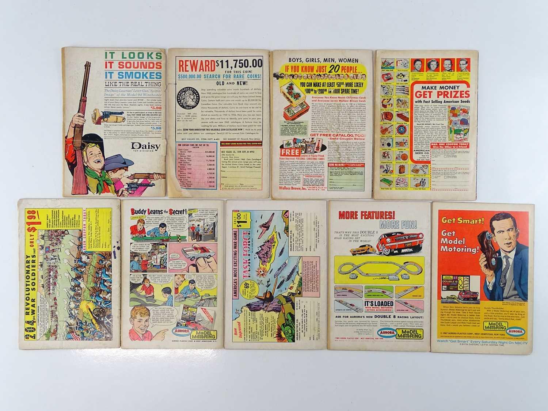 ADVENTURE COMICS: SUPERBOY & LEGION OF SUPER-HEROES #304, 310, 313, 319, 323, 328, 334, 340, - Image 2 of 2