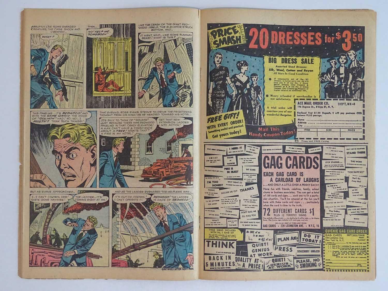 STRANGE TALES #65 - (1958 - MARVEL) Joe Maneely cover with John Severin, John Forte, Bernard - Image 5 of 9
