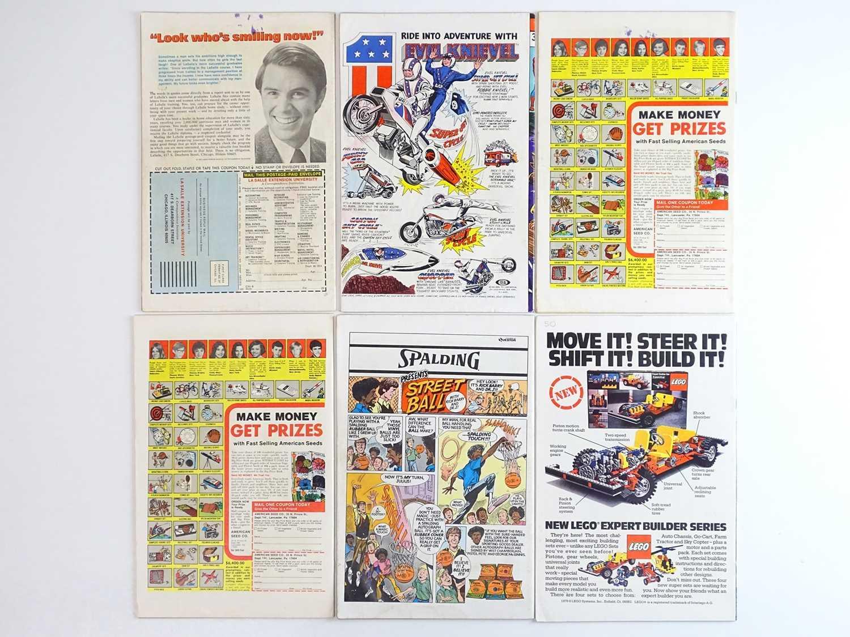 AMAZING SPIDER-MAN #163, 165, 166, 167, 182, 187 - (6 in Lot) - (1976/78 - MARVEL - US Price & UK - Image 2 of 2