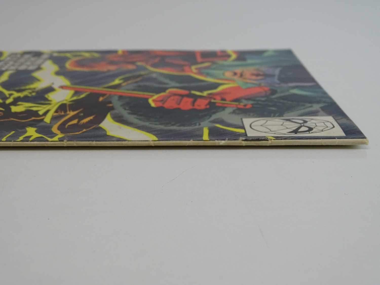 DAREDEVIL #168 - (1980 - MARVEL - UK Price Variant) - First appearance and Origin of Elektra (mis- - Image 9 of 9