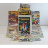 EXCALIBUR LOT - (124 in Lot) - (1988/98 - MARVEL) - Includes EXCALIBUR #1 to 125 - NOT Issue #82 - A