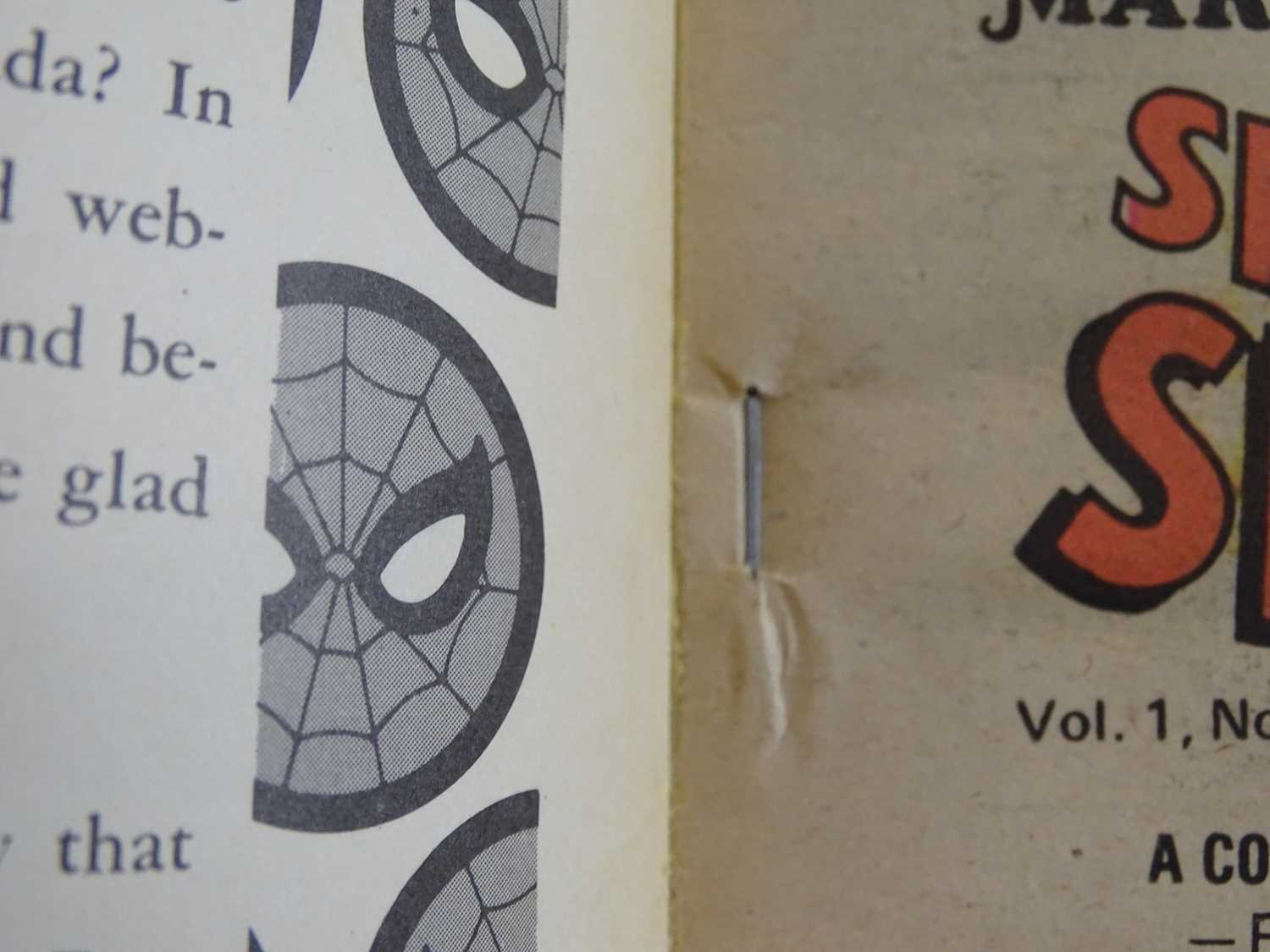 Marvel Treasury Edition #1 Spectacular Spider-Man (Marvel - 1974) Includes Gil Kane and Steve - Image 4 of 8