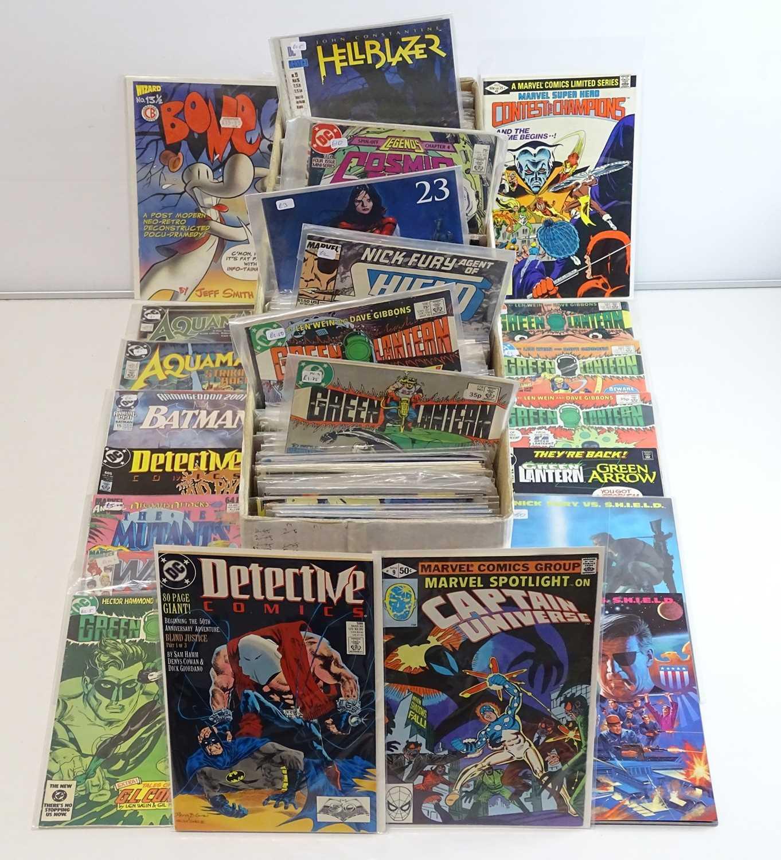 EXCALIBUR LUCKY DIP JOB LOT 310+ COMICS - Includes MARVEL, DC, VERTIGO & Others - Flat/Unfolded