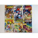 AMAZING SPIDER-MAN #356, 358, 364, 367, 369, 372 - (6 in Lot) - (1991/93 - MARVEL) - Includes
