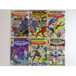AMAZING SPIDER-MAN #191, 192, 193, 196, 198, 199 - (6 in Lot) - (1978/79 - MARVEL) - Includes '