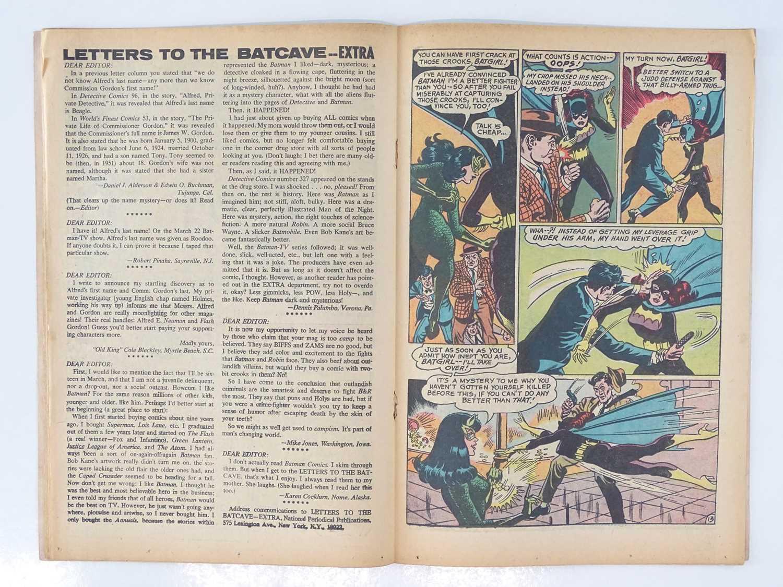 BATMAN #197 - (1967 - DC - Uk Cover Price) - Classic Batman, Batgirl, Catwoman Cover - Fourth Silver - Image 5 of 9