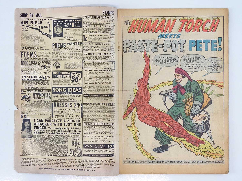 STRANGE TALES #104 - (1963 - MARVEL - UK Price Variant) - First appearance of Paste-Pot Pete ( - Image 3 of 9