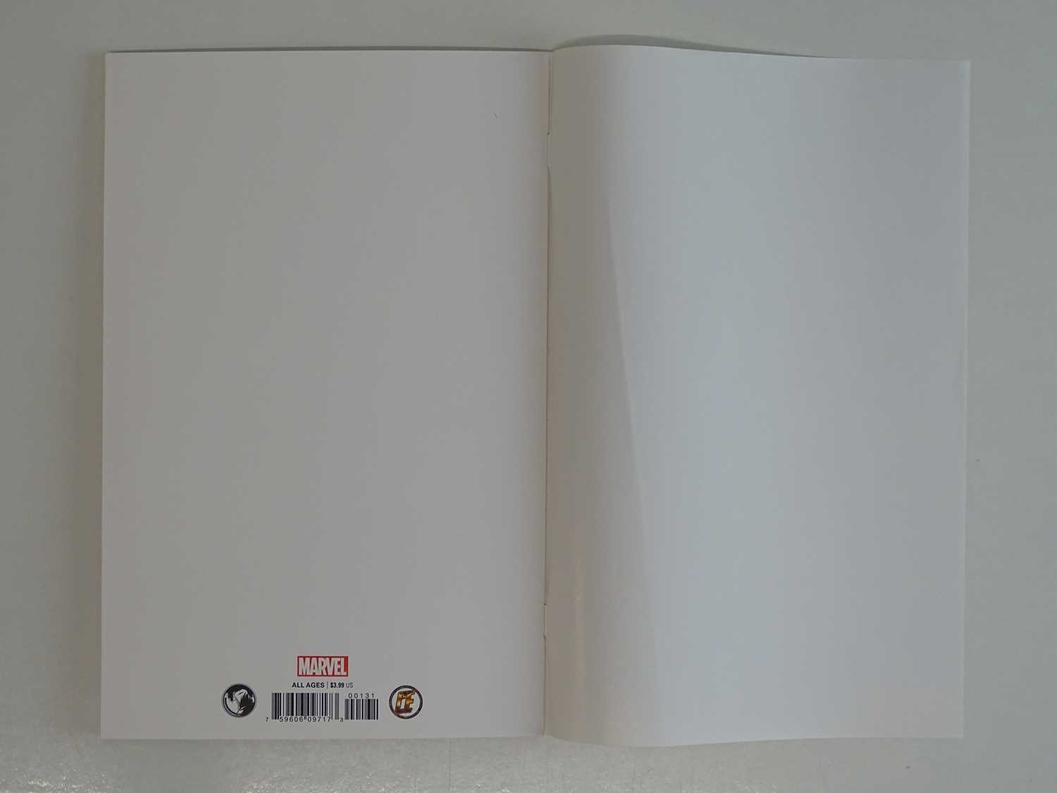 AMAZING FANTASY #15 - (1968 - MARVEL) - Facsimile Edition + White Cover with cover protector - Image 3 of 8