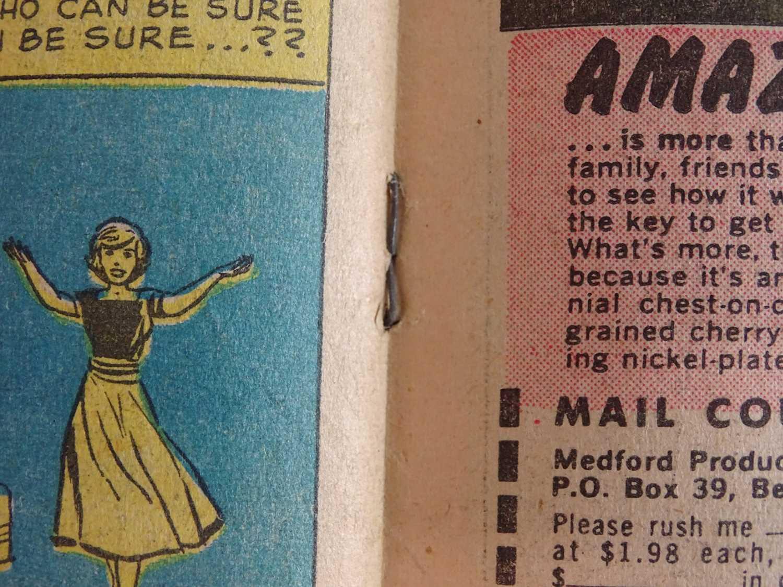 STRANGE TALES #99 - (1962 - MARVEL - UK Price Variant) First appearance Mister Morgan's Monster - - Image 7 of 9