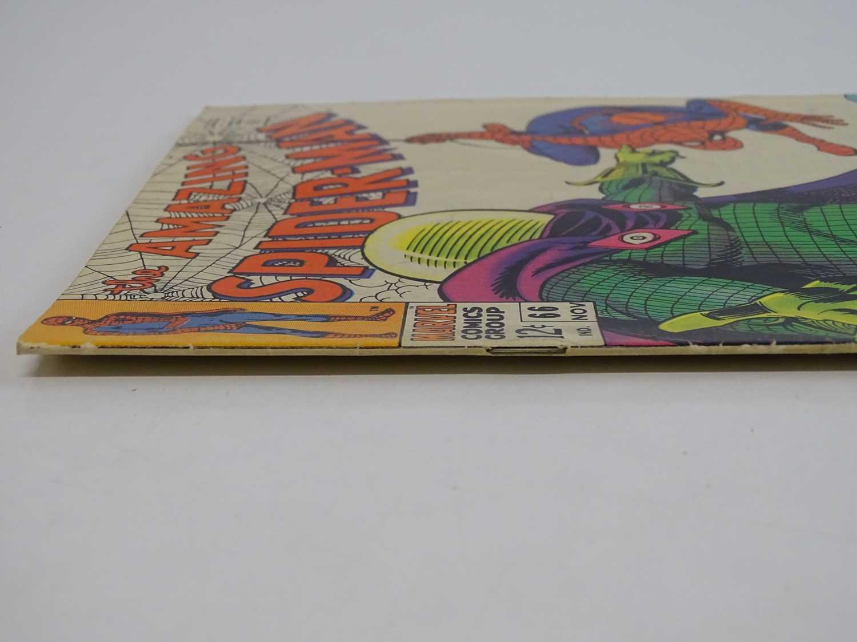 AMAZING SPIDER-MAN #66 (1968 - MARVEL) - Spider-Man battles Mysterio. + Green Goblin cameo - John - Image 8 of 9