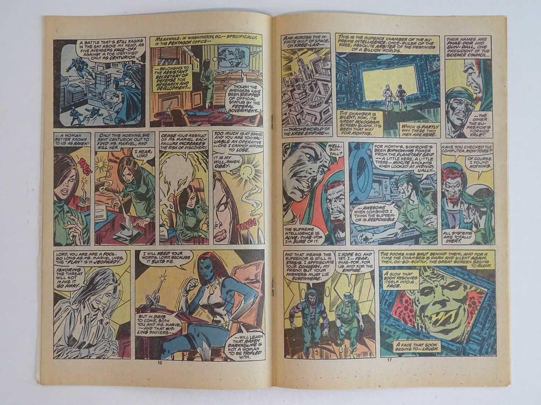MS. MARVEL #18 - (1978 - MARVEL - UK Price Variant) - First full appearance of Mystique + Avengers - Image 5 of 9