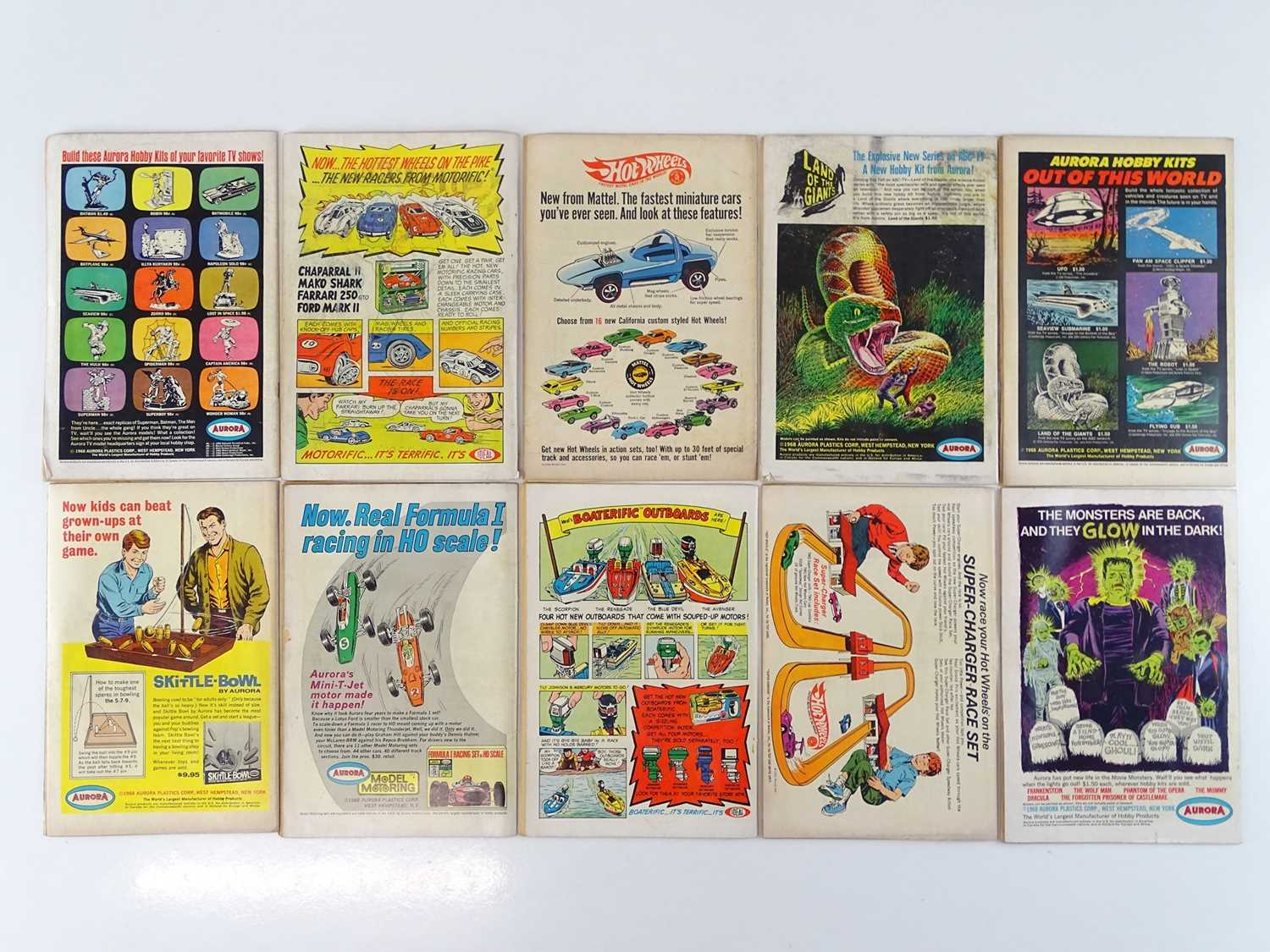 SUPERMAN #194, 207, 209, 210, 211, 213, 214, 218, 219, 220 - (10 in Lot) - (1967/69 - DC - UK - Image 2 of 2