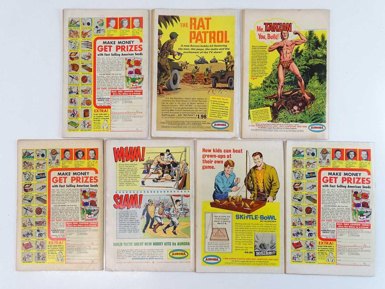 METAMORPHO + WONDER WOMAN + AQUAMAN - (7 in Lot) - (DC - UK Cover Price) - Includes METAMORPHO: - Image 2 of 2