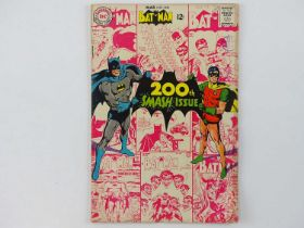 BATMAN #200 - (1968 - DC - UK Cover Price) - Joker, Scarecrow, Killer Moth, and Penguin